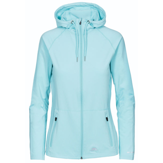 Tropical - Front - Trespass Womens-Ladies Dacre Active Hoodie