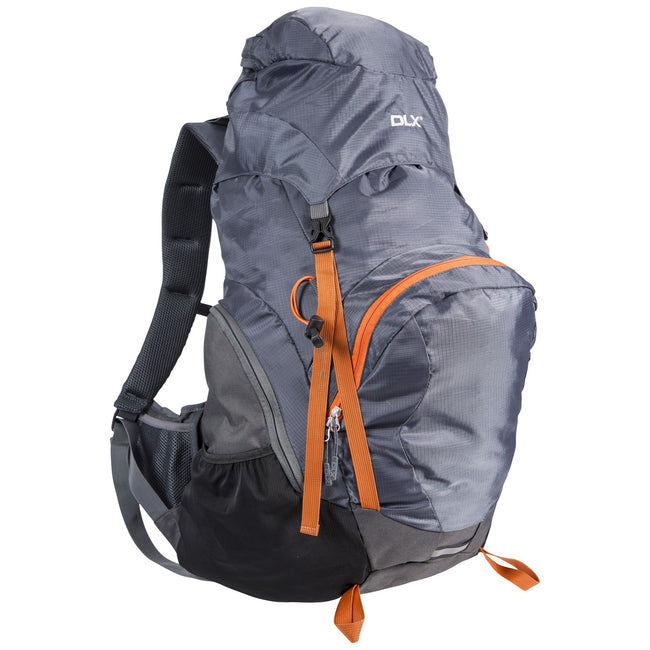 Flint - Front - Trespass Twinpeak70 DLX Rucksack