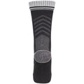 Black - Back - Trespass Unisex Amphibian Waterproof DLX Socks