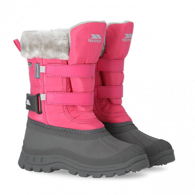 Pink Lady - Lifestyle - Girls Trespass Stroma II Snow Boot
