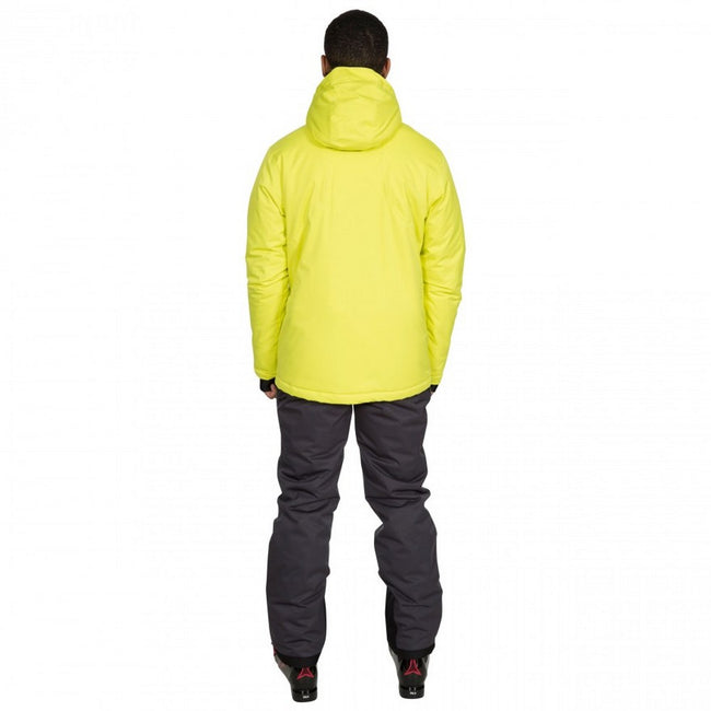 Limeade - Side - Trespass Mens  DLX Banner Ski Jacket