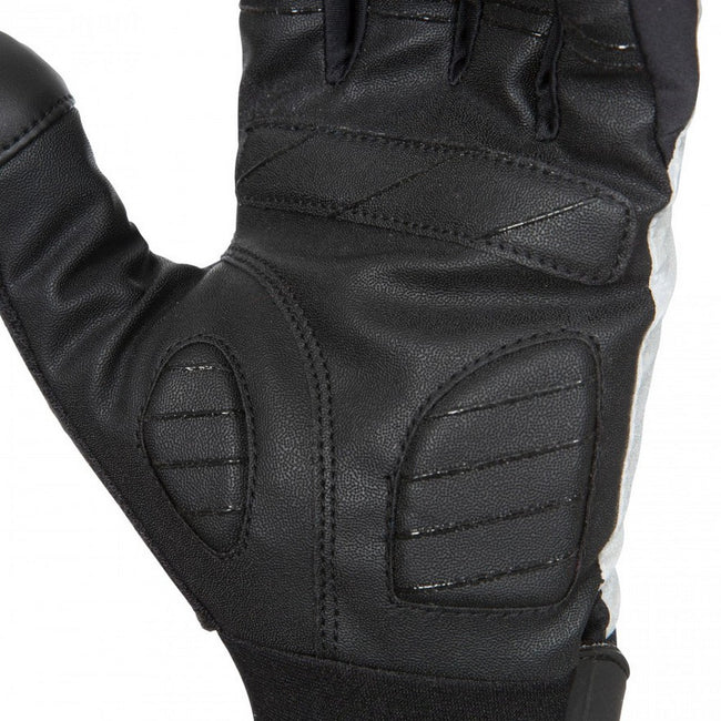 Reflective - Side - Trespass Unisex Adults Franko Sport Touchscreen Gloves