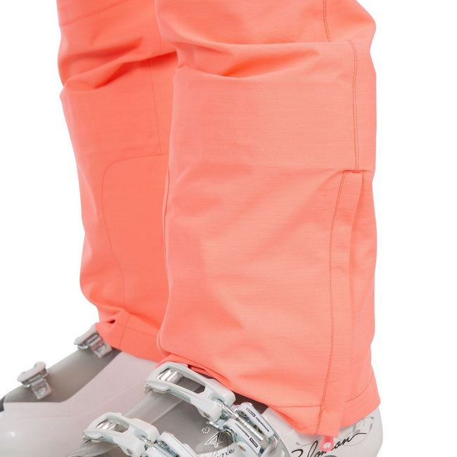 Neon Coral - Lifestyle - Trespass Womens-Ladies Jacinta DLX Ski Salopettes Trousers