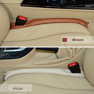 Car Seat PU Leather Gap Filler