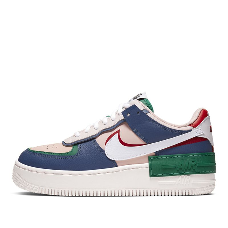 Running shoe Nike Air Force 1 Shadow women's casual sneaker