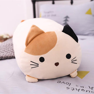 I Love Cats Soft Squishy Animal Pillow