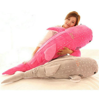 Giant Whale Shark Plush Stuffed Animals 50-120cm