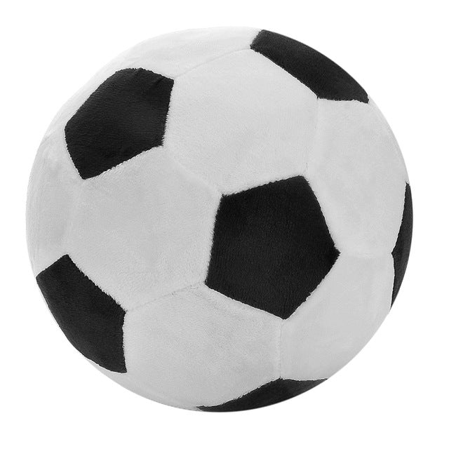 Stuffed Plush Toy Ball Soccer Pillow