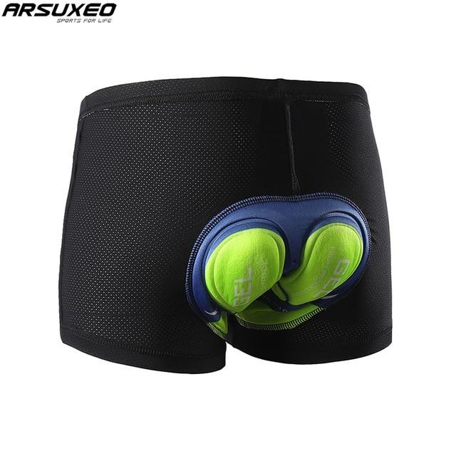 Biker Shorts underwear MTB 5D Gel Padded