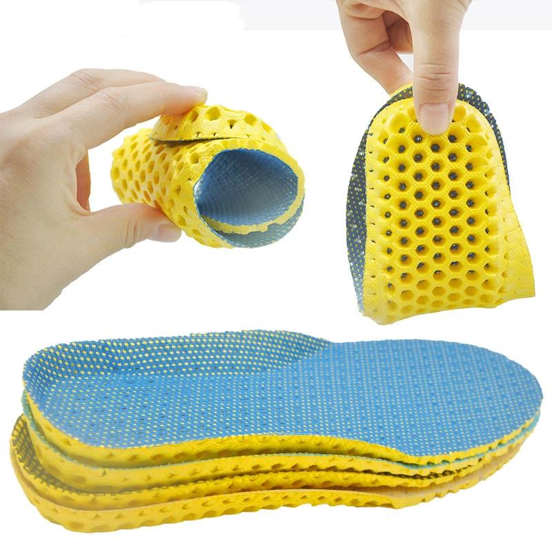 Insoles for shoes stretch breathable