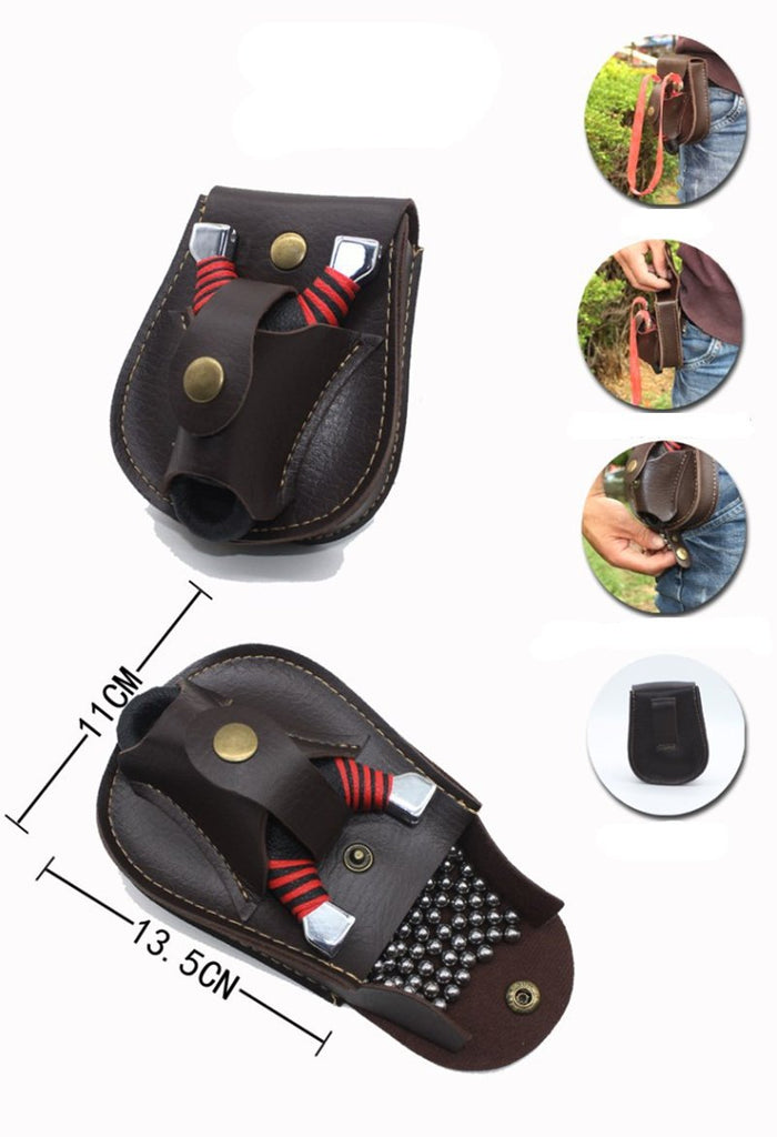 Slingshot bag steel ball package