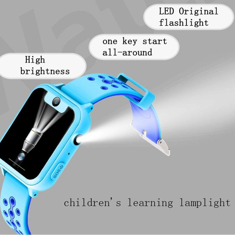 Smart watch  For Children SOS Call Location