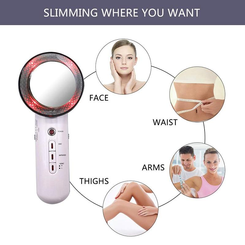 Slimming Weight Loss Anti Cellulite Fat Burner Infrared