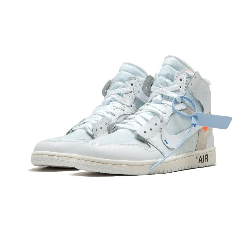 Basketball Shoes Nike Air Jordan 1 X Off-white