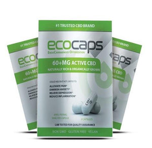 Eco Caps Sachet CBD 60mg