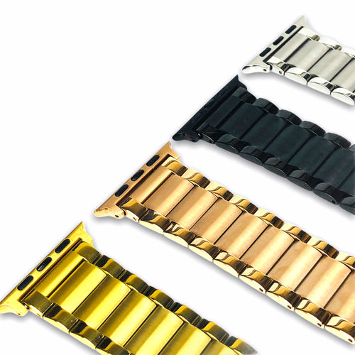 Burnana Concept Series | Saturn Stainless Band For Apple Watch