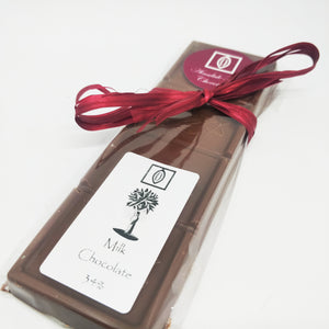 34% Milk Chocolate 100g Bar