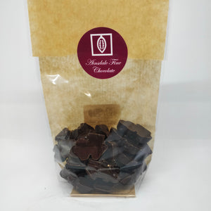 55% Dark Chocolate Mini Natterjack Toads 100g Bag