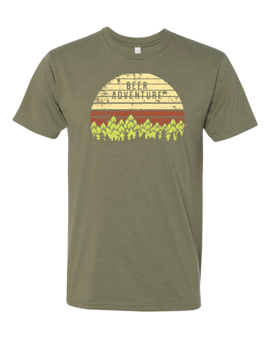 The Beer Adventure Tee