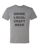 The DRINK LOCAL Tee