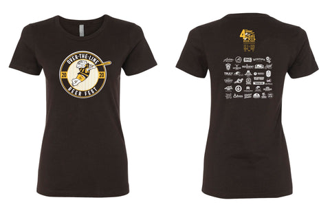 OMBAC OTL Beerfest Shirt - Ladies'
