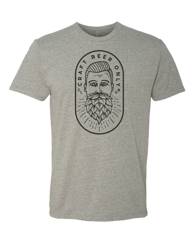 The Hop Beard Tee