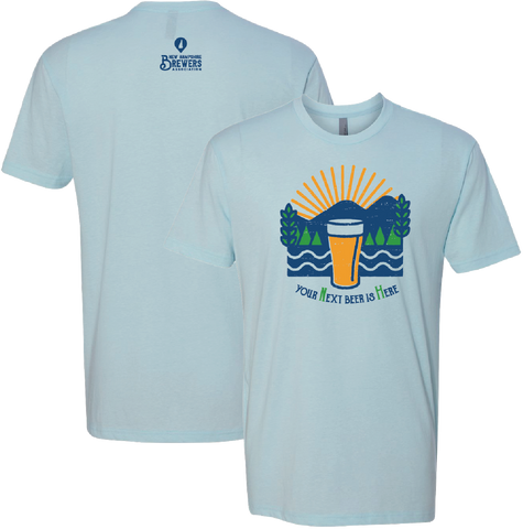 NH Brewers Association #yourNextbeerisHere Men's Shirt