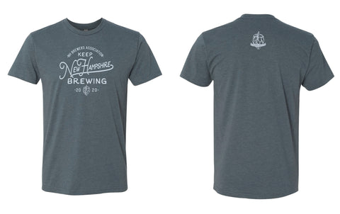 Keep NH Brewing Benefit Shirt - Men's