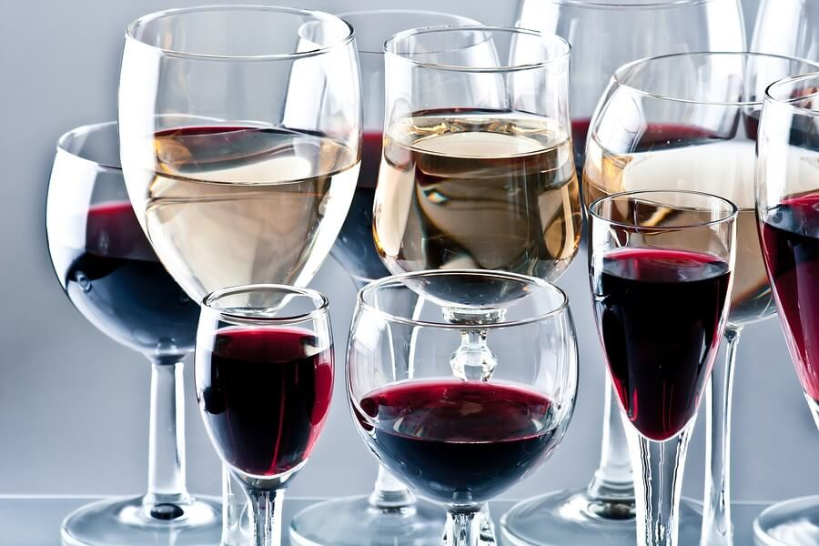Got a Jumble of Different Wine Glasses at Home? Embrace the Diversity!