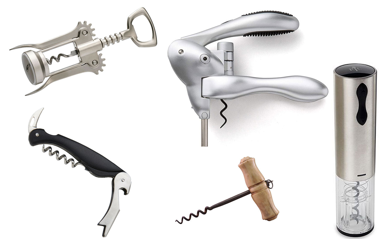 Opening a Bottle of Wine: Corkscrews and Wine Openers - is one Better than the Other?