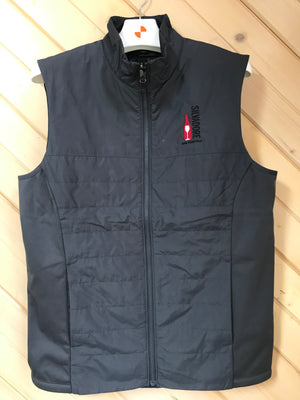 Silvadore Branded Puff Vest - Men's Version