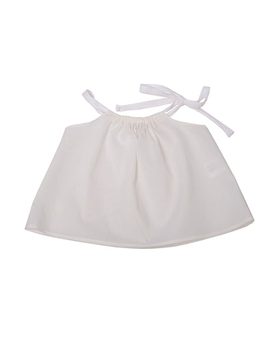 Matilda Drawstring Smock Top - The Tiny Urban