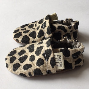 Leopard sole - The Tiny Urban