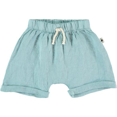 Bermuda Linen Shorts - The Tiny Urban
