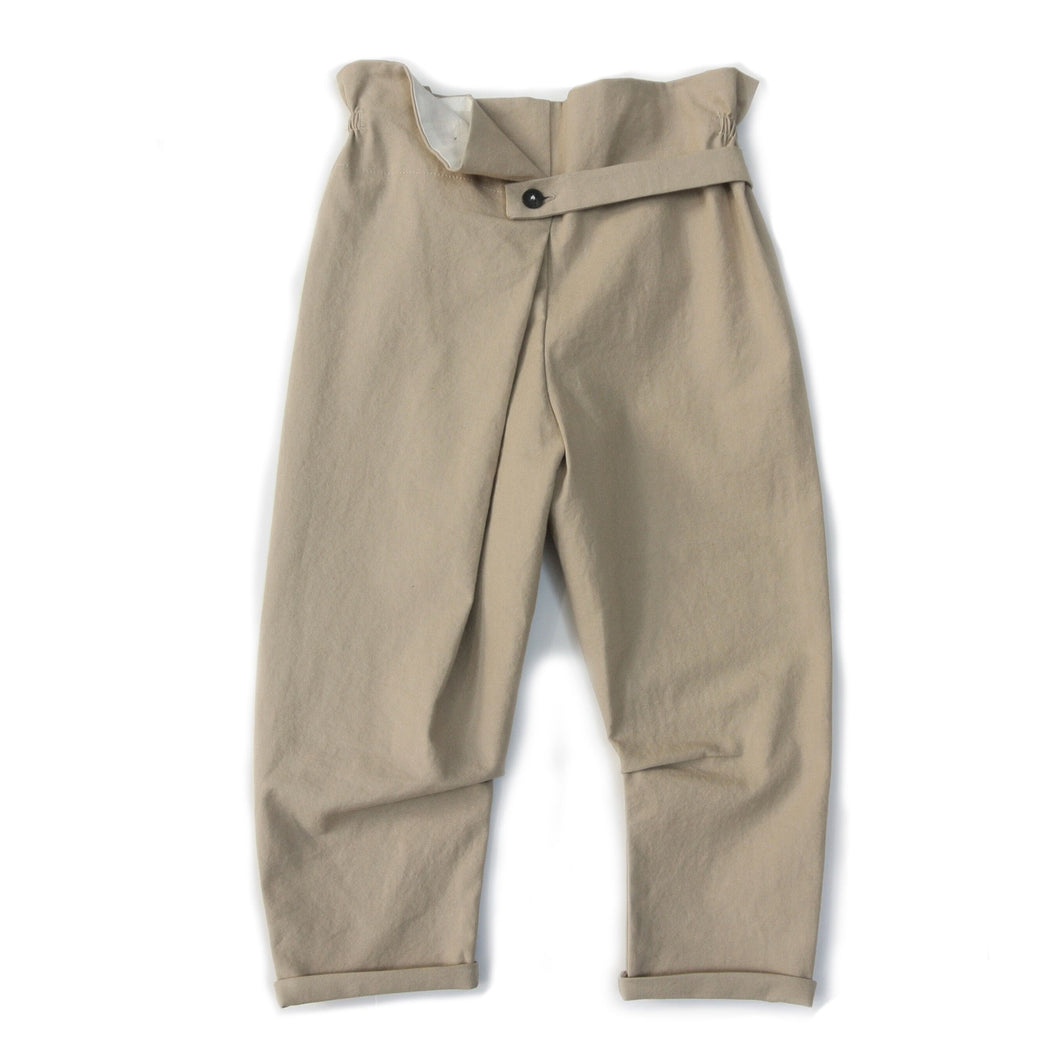 Poel Trousers Fold Over - The Tiny Urban