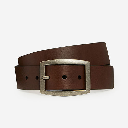 Rugged Rectangle - Brown Bridle