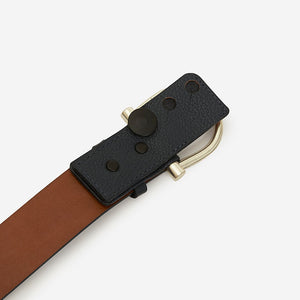 Revel in Pebble - Red Pebble Grain Belt Extender