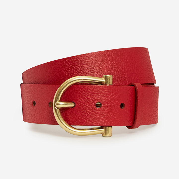 Revel in Pebble - Red Pebble Grain Belt