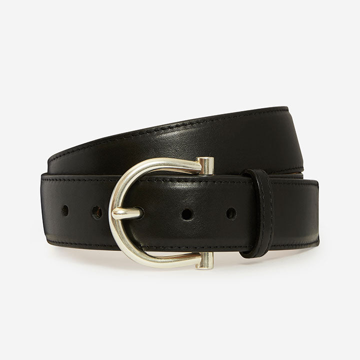 Equestrian Freedom - Black Fine Grain