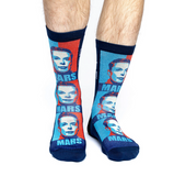 Good Luck Sock Men's Elon Musk