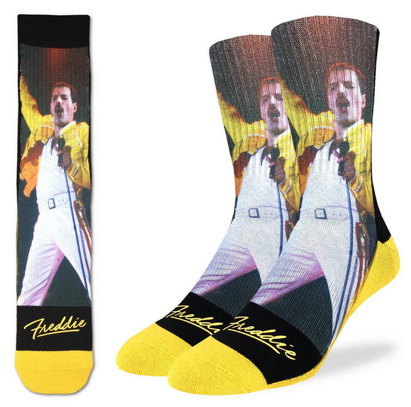 Good Luck Sock Men's Freddie at Wembley