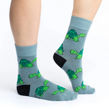 Good Luck Sock Women's Turtle