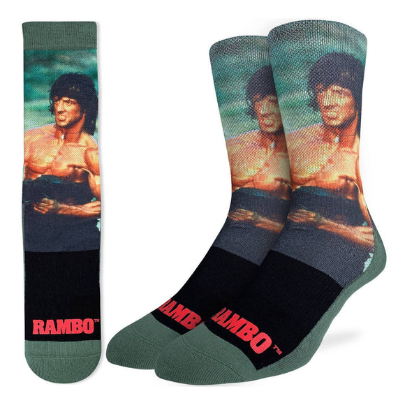 Good Luck  Men's Rambo Socks