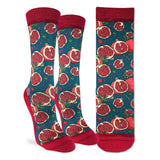 Good Luck Sock Women's Pomegranates