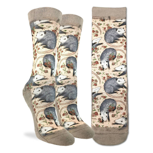 Good Luck Sock Women's Opossum