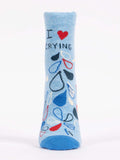 I Heart Crying, Women's Ankle