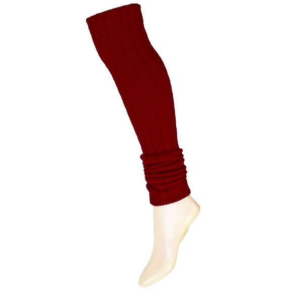 Christina, Women's Rib Leg Warmer