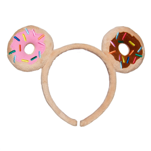 Donutella Plush Headband, All Ages