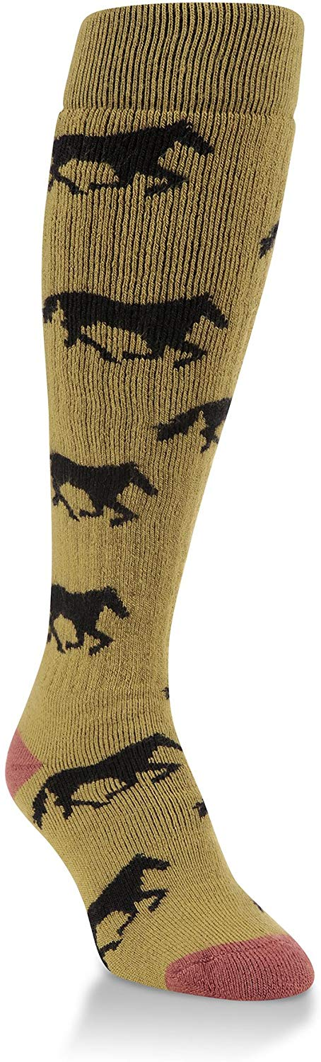 Worlds Softest Novelty Collection Knee High