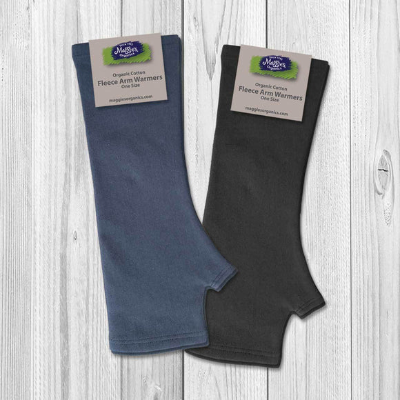 Fleece Arm Warmer - Organic Cotton